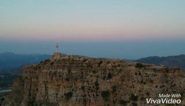 lebanon goodmorning camping dji flyabove dawn ...