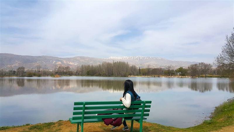 Let's go on a journey ... beirutlovers lebaneseinternational ... (Deïr Taanâyel, Béqaa, Lebanon)