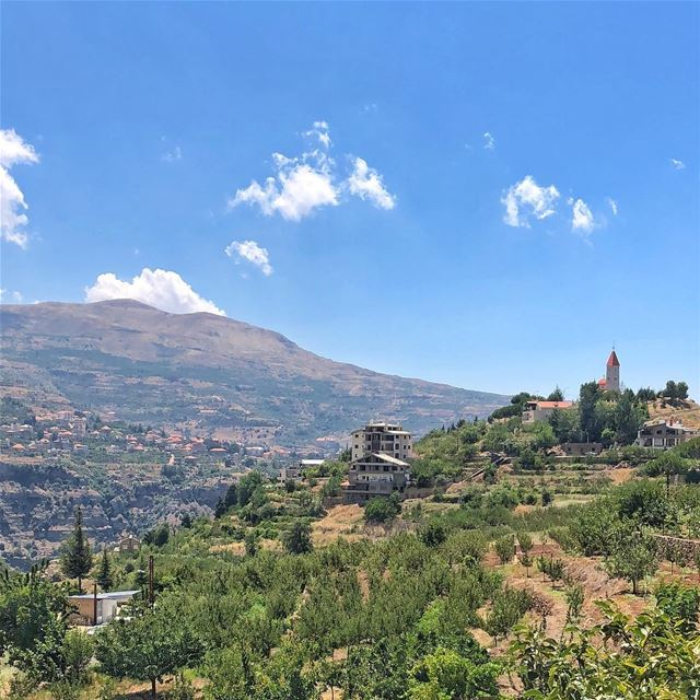 bsharre••• travel tourism lebanon mountain ... (Bcharri, Liban-Nord, Lebanon)