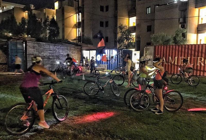 Join us this Saturday 29 of July for a full moon ride along the coastal... (Batroun District)