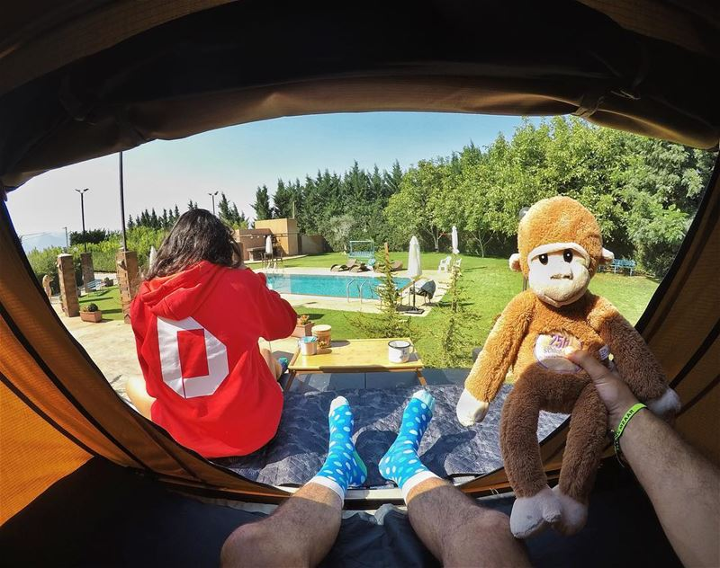 """Everyone needs someone who will call and say: """" Get ready, we're going for... (CampingDreams)"""