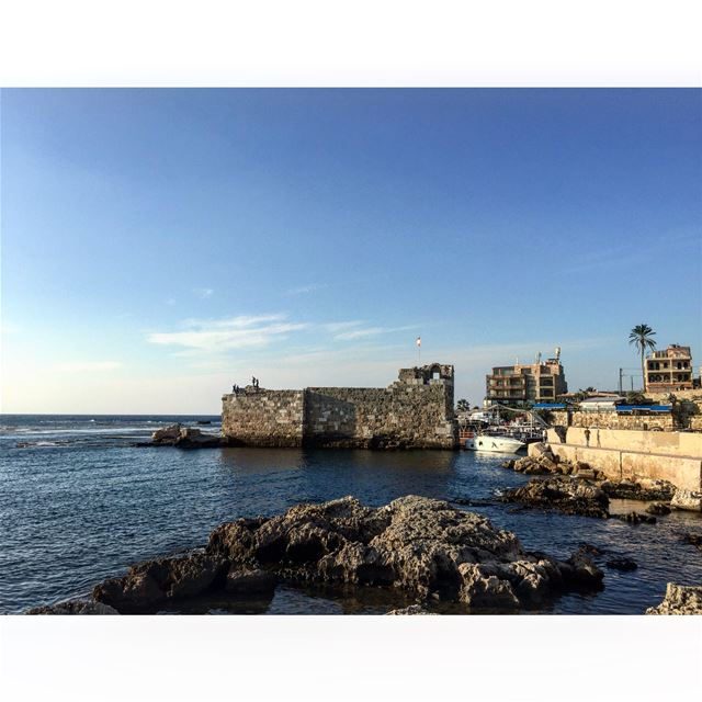Do you love Byblos?🌞💙 byblos lebanon caplifephotography instapic ... (Byblos, Lebanon)