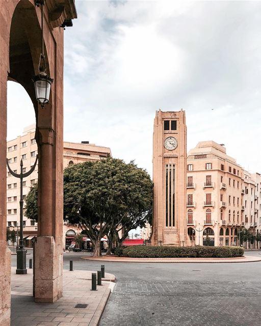 Can't get enough of Beirut ✨ Beirut iamatraveler shotoniphone ....... (Downtown Beirut)
