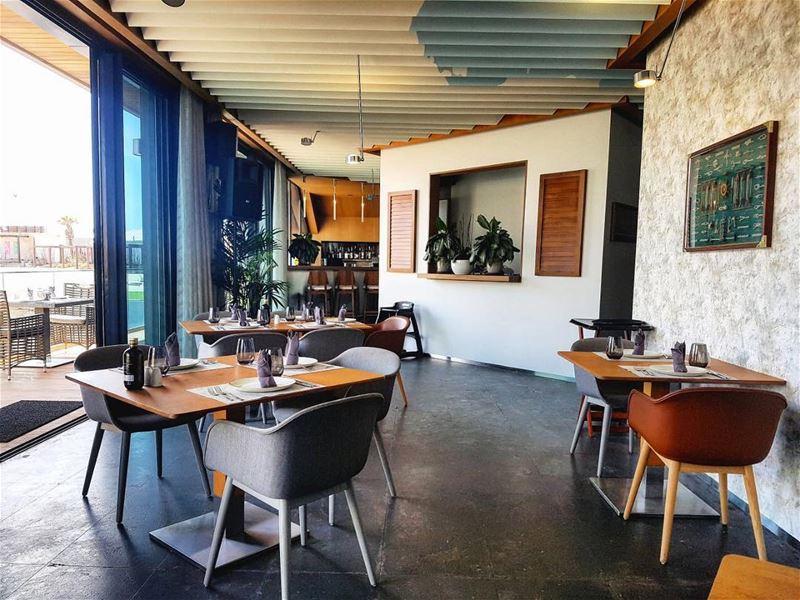 On the Menu: Sea Contemplation, Lots of Sunlight & Mouthwatering Food. ... (Kempinski Summerland Hotel & Resort Beirut)