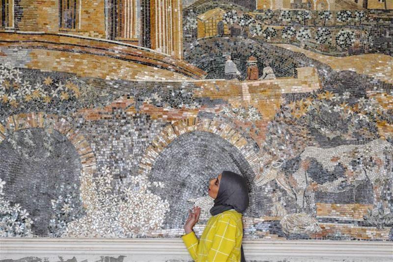 Home sweet home 💙 mosaic mosaicart mosaics home homesweethome lebanon...