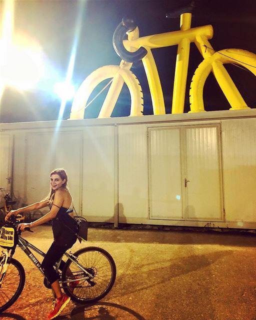 BeirutByBike 🚴🚴🏼♀️ @beirutbybike @livelove.sports @livelovebeirut @gra (Beirut By Bike)