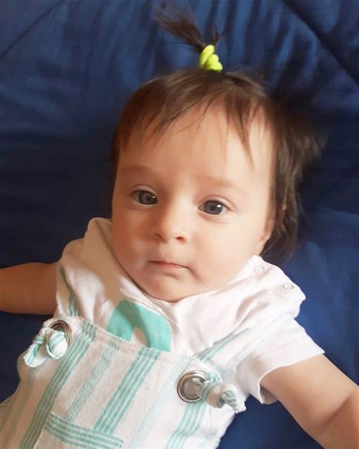Morning ❤️ lebanon batroun chloe habibi mydaughter babies ... (Batroûn)