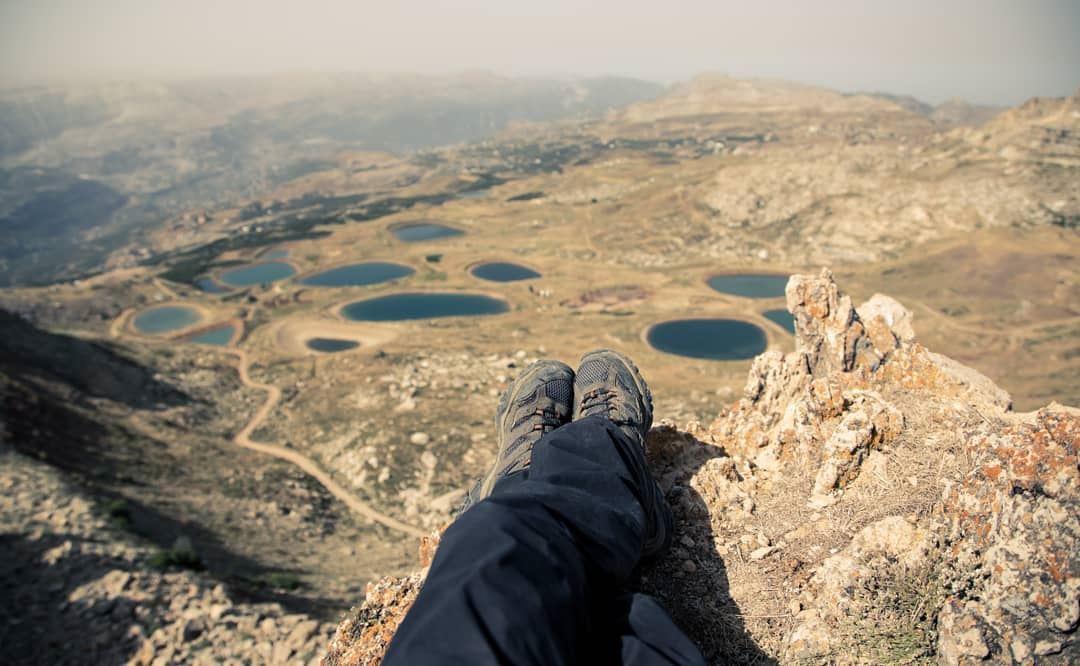 Relaxing on the edge 😎 lebanon annaharnewspaper lebnon_pitures...