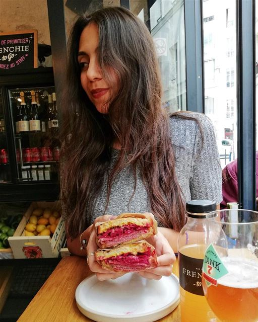 Seriously one of the best sandwiches in Paris 🇫🇷👌🏻 // Review of @french (Frenchie To Go)