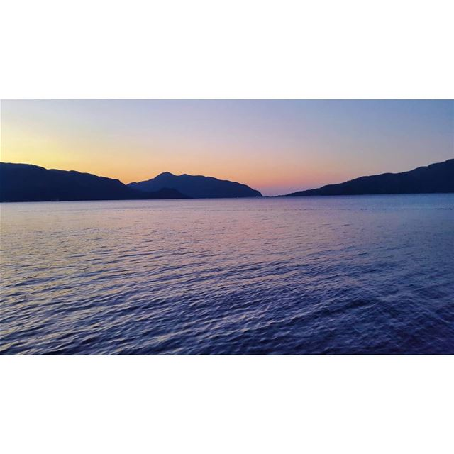 sunrise Mediterranean awesomeshots awesome_earthpix beautifuldestinations... (Marmaris)