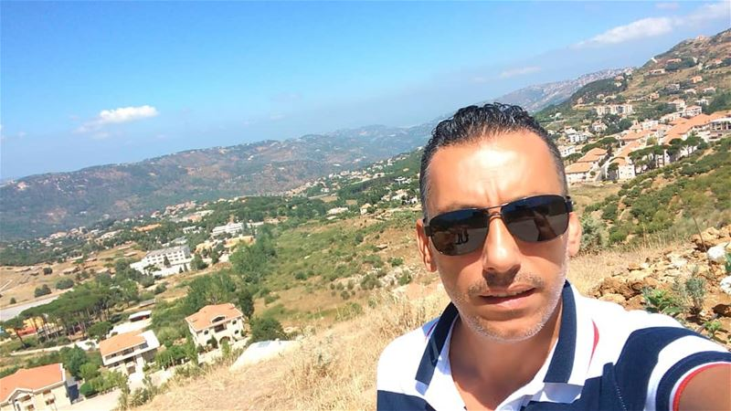 like4like likeforlike selfie livelovelebanon mountains hammana...