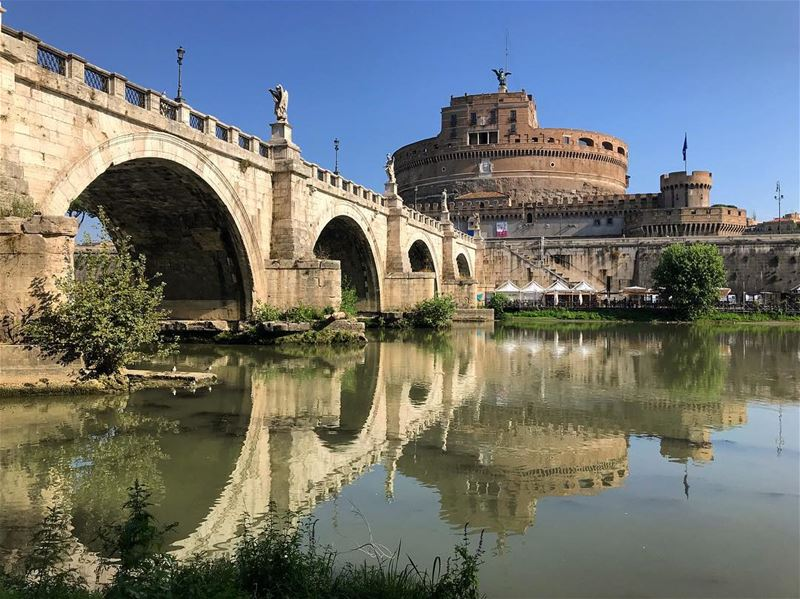 Castel Sant'Angelo ‼️‼️.................. italy rome ... (Rome, Italy)