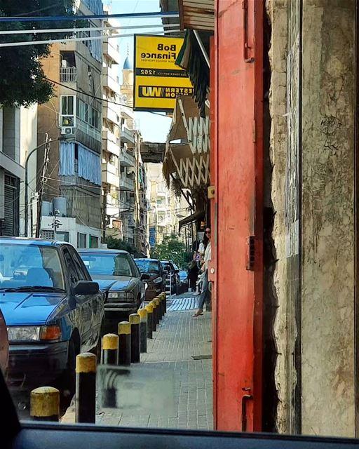"Where do you ""really"" live!!!..🍃 beirut friday.............. (Beirut, Lebanon)"