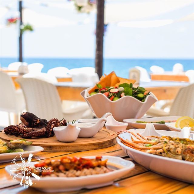 Name your best seafood dish! 👇🏼-- Chezfouad seafoodrestaurant ... (Chez Fouad)