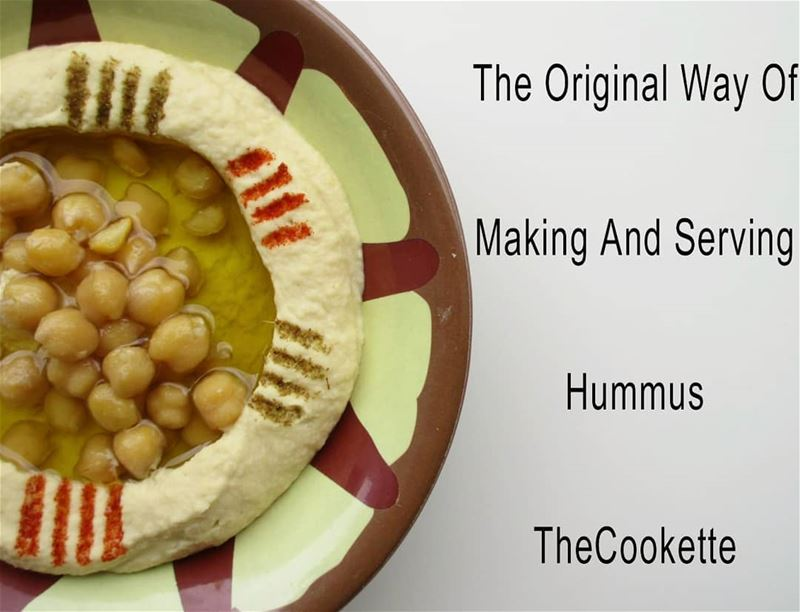 Learn How to Make and Serve Hummus the Authentic Way by Following the Easy... (Greater Montreal)