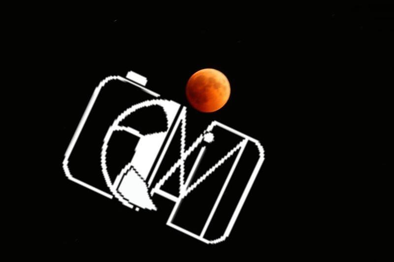 Lebanon bloodmoon bloodmoon2018 lunareclipse moon skylovers sky ...