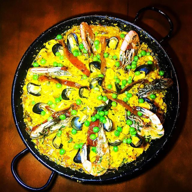 How many Authentic Spanish Restaurants can you name in Lebanon ? .... well... (La Paradera - Spanish Cuisine)