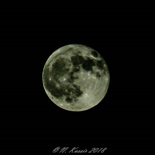 full moon +1 Beirut Lebanon ig_great_shots_me bd_shotz ... (Sinn Al Fil, Mont-Liban, Lebanon)