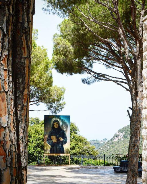 Saint Rafqa❤️🙏 jrabta libannord lovelyplace holyplace peace ... (St Rafqa-Jrebta)