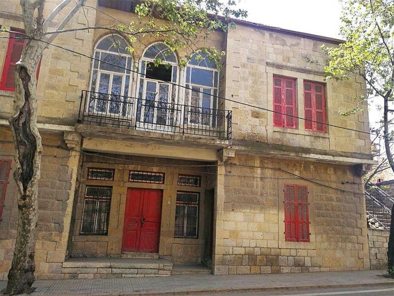 SAWFAR🌲🏫🏡🏤🌲LEBANON _________________________________________... (Sawfar, Mont-Liban, Lebanon)