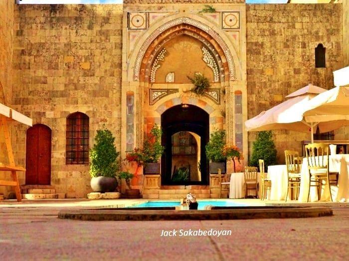Mir Amin palace miraminpalace lebanon Liban shouf chouff ...