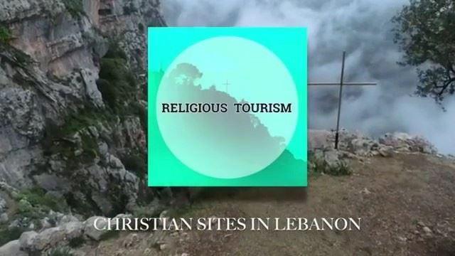 Santuários, igrejas, basílicas e mosteiros. Conheça neste vídeo do @religio (Lebanon)