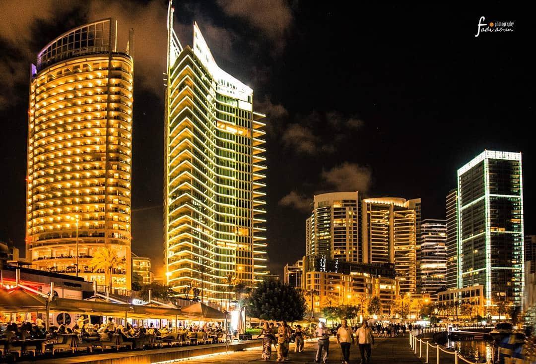 Goodnight Beirut taken few hours ago phoro fadiaounphotography ...