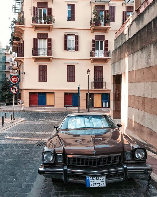 Show me your muscle 😁 Beirut vintage urbex...... vsco vscocam... (Beirut, Lebanon)