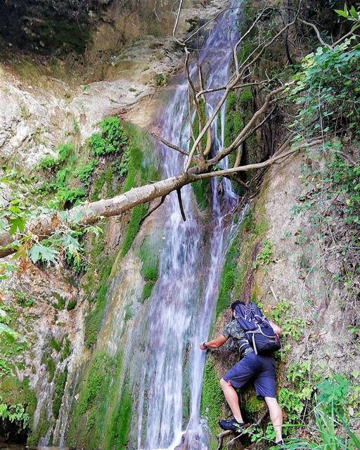 You give me JOY down deep IN MY SOUL.. waterfalll waterfalllove ... (Lebanon)