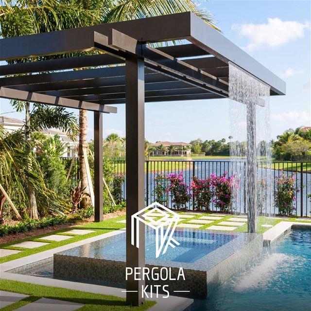 Aluminum Pergola Kits. SomeInspiration PergolaKitsLebanon....