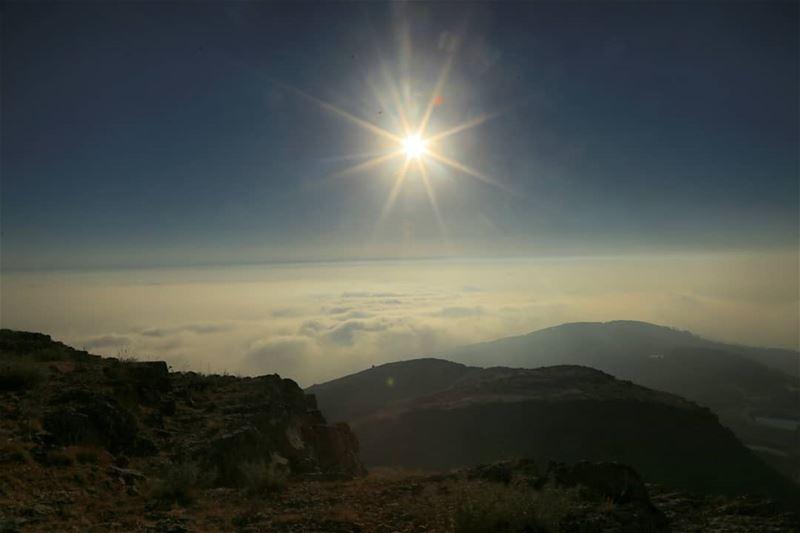libanon falougha mist_vision me sunset_hub photographer canon... (Falougha, Mont-Liban, Lebanon)