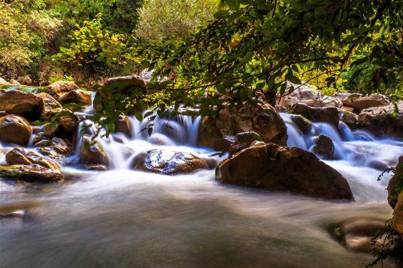 Nature Lebanon yahchouch river landscape loves_lebanon super_lebanon... (Yahshush, Mont-Liban, Lebanon)