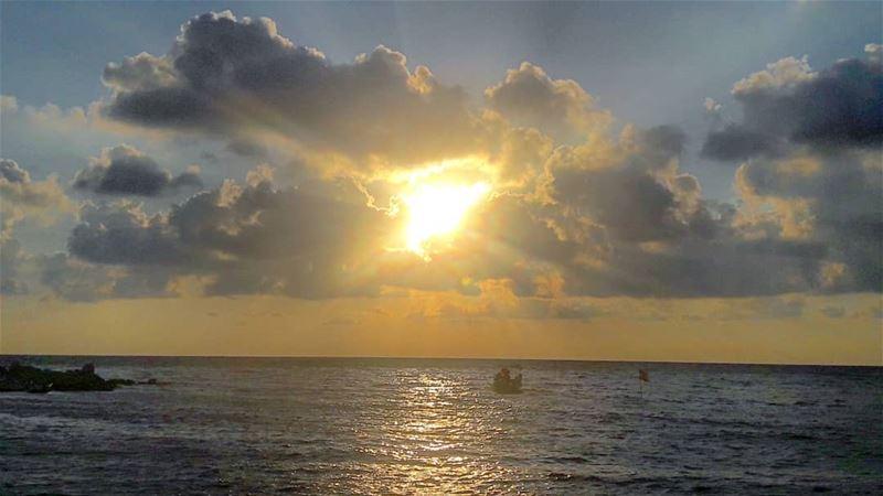 A window has been opened ☉ Tripoli Lebanon Sunsets SunsetPorn ... (Tripoli, Lebanon)