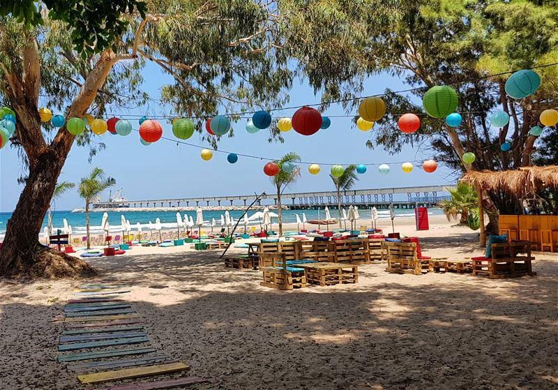 beach summer nowherebeach whatsuplebanon eyesoflebanon meetlebanon ... (El Héri, Liban-Nord, Lebanon)