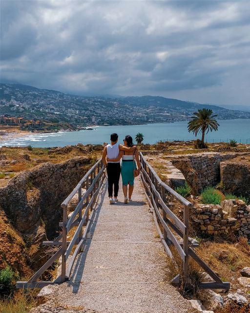 BYBLOS 🖤 history & charm ✨... beautifullebanon livelovelebanon ... (Byblos Castle)