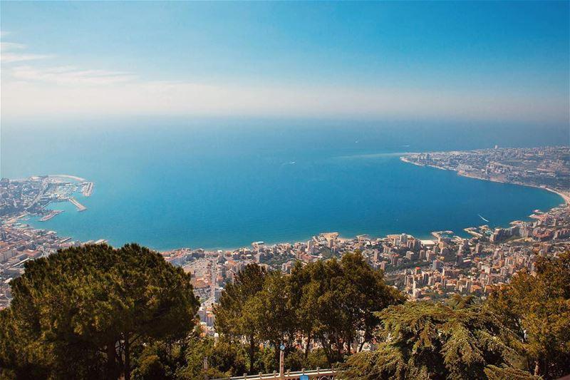 🇱🇧🌲🌴🏄🏽 tb tbt lebanon liban beirut beyrouth summer summertime... (جونية - Jounieh)