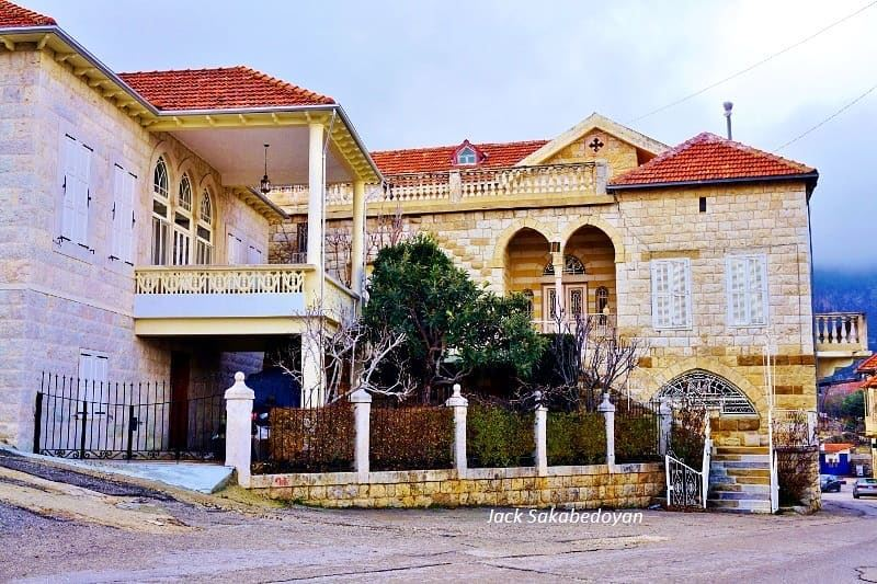 Douma Village douma batroundistrict lebanesevillages northlebanon ...