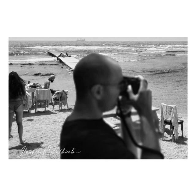 Un día en agosto - ichalhoub in Batroun north Lebanon shooting with a...