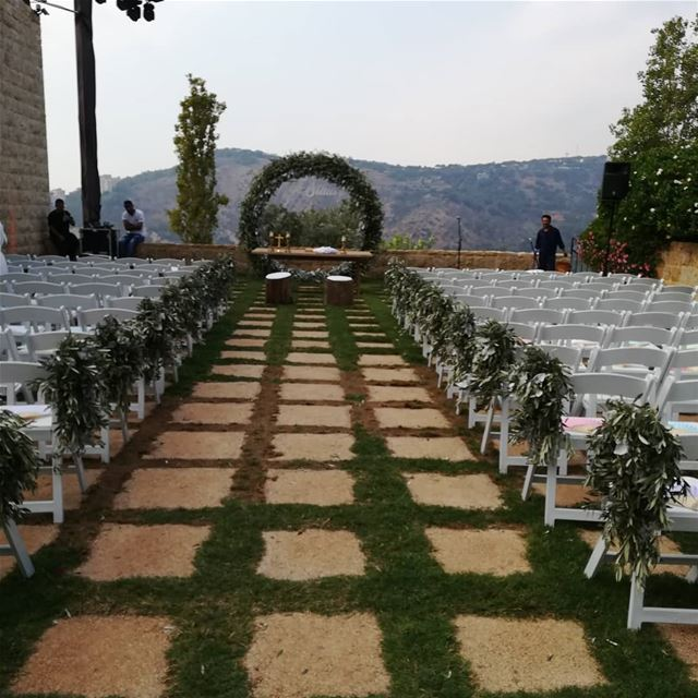 wedding gorgeous niece groom lebanon domainedezekrit @domainedezekrit