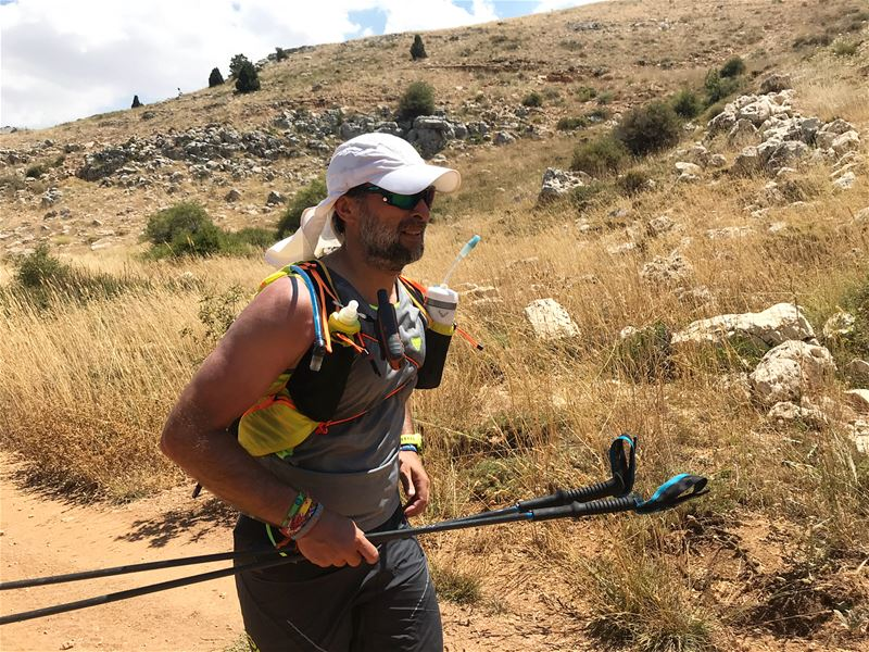 Trail Running 🏃🏻 for the love of the trails  akoura... outdoorguru ... (Akoura, Mont-Liban, Lebanon)