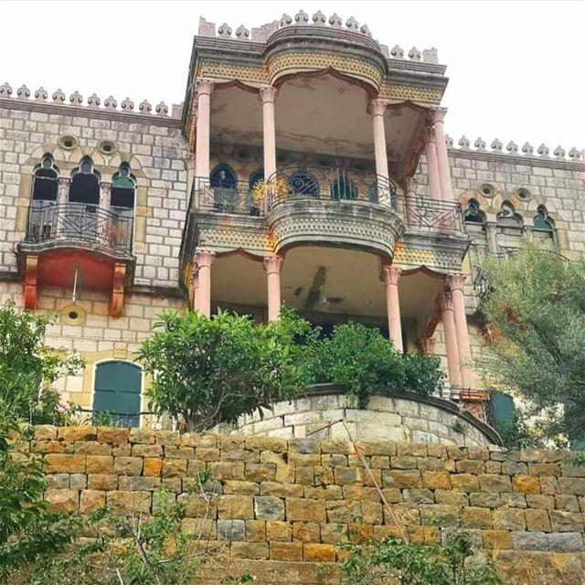 lebanonhouses old nostalgia architecturaldetails ... (Falougha, Mont-Liban, Lebanon)