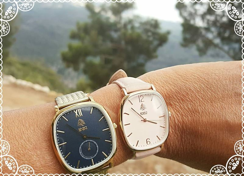 On a monday afternoon not sure which 10452dna watch to wear? The ... (Broummâna, Mont-Liban, Lebanon)