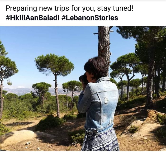 HkiliAanBaladi LebanonStories tourism tours lebanontourism ...