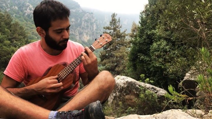 Janglin - Edward Sharpe and the Magnetic Zeros ! saytrees  ukulelecover ... (Lebanon)