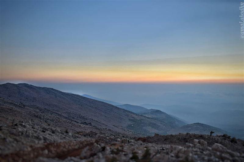 الانتصارات تمنحك البهجة، والهزائم تعطيك الحكمة..البهجة لحظات وتنطفئ،، والح (جبل الشيخ)