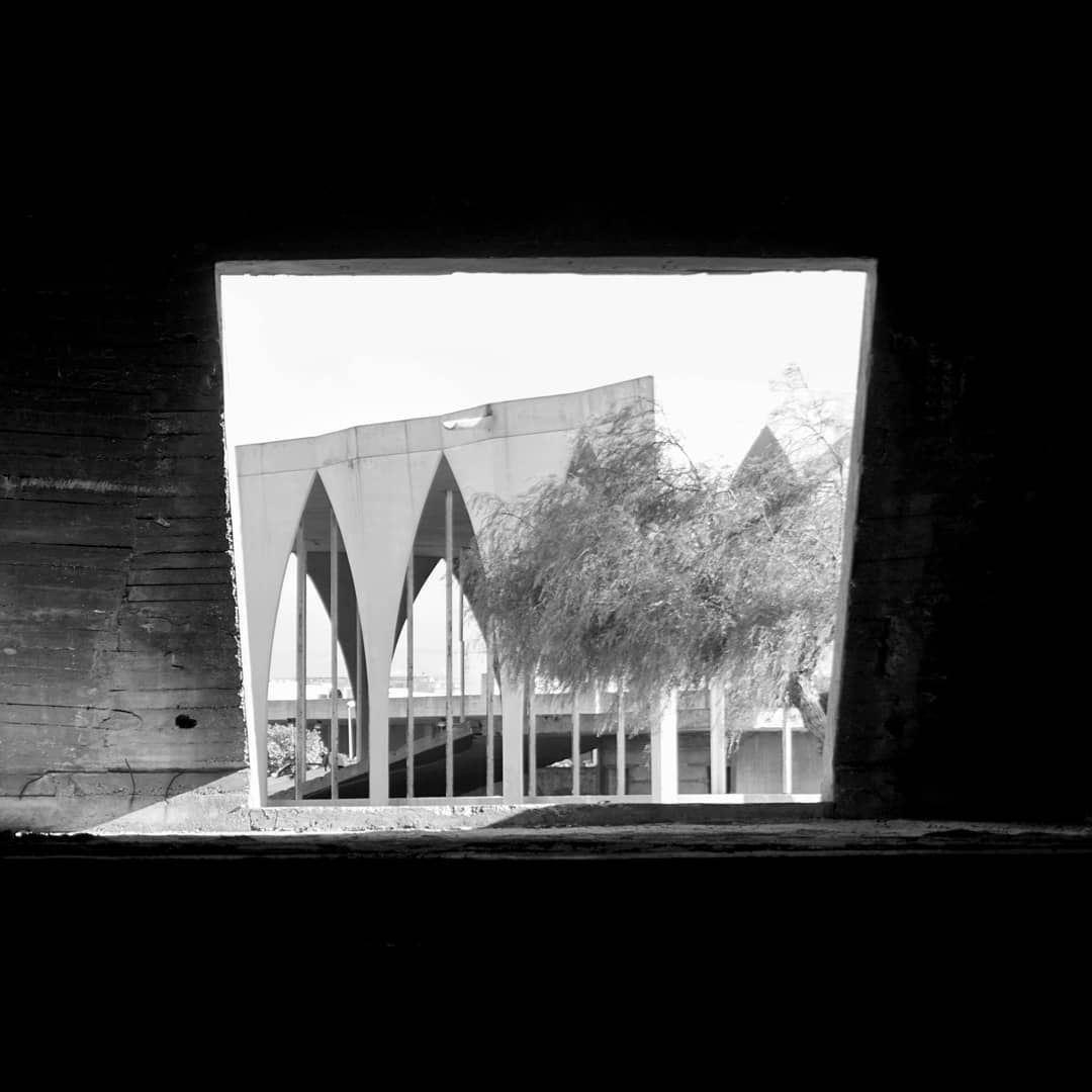 OscarNiemeyer 🖤... archidaily architecture_hunter ... (Rachid Karami International Fair)