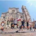 Italia Italy Firenze Lebanon Livelovelebanon Firenze Piazza Del Duomo Lebanon In A Picture