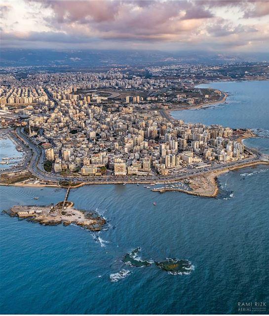 Amazing ...By @rami_rizk89----------------------------------------------- (El Mîna, Liban-Nord, Lebanon)