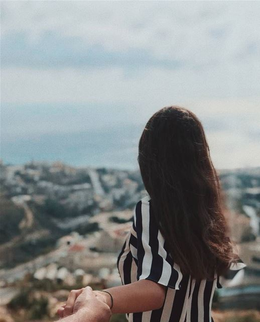 Hold my hand tighter everyday🔗🤝🏼 (Byblos - Jbeil)