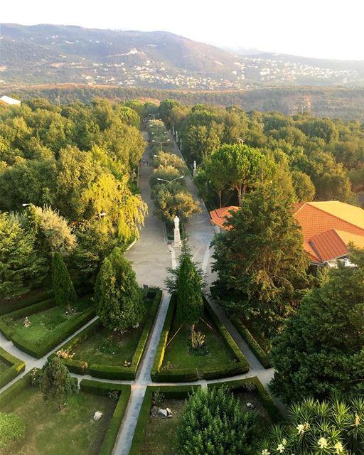 Can it be more peaceful? ______________________________________ Miziara ... (Miziâra, Liban-Nord, Lebanon)
